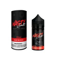 Nasty Salt – Bad Blood – 30ML Elektronik Sigara Likit